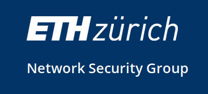 Network Security Group at ETH Zürich